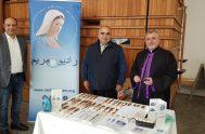Radio Mariam Arabic (que emite desde Roma) visitó la comunidad siro-católica de los Santos Behnam y Sara en Berlín,para no olvidar a nuestros…