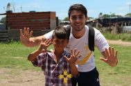 29/01/2019 – Durante 5 días, 300 jóvenes participaron del Manos a la Obra 2019, un proyecto solidario animado por la Pastoral Universitaria de…