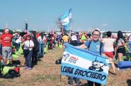 28/01/2019 – Ivana Cuello es de la localidad cordobesa de Villa Cura Brochero, que lleva su nombre en honor al Santo Argentino que…