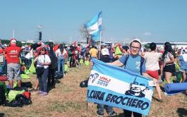 28/01/2019 – Ivana Cuello es de la localidad cordobesa de Villa Cura Brochero, que lleva su nombre…