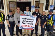 """14/01/2019 – Los participantes de la JMJ van llegando de a grupos a Panamá para vivir la """"Pre Jornada"""" también conocida como """"Días…"""
