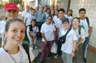 21/01/2019 – Durante el tiempo de vacaciones, miles de jóvenes de todo el país se ponen en camino recorriendo pueblos y ciudades…