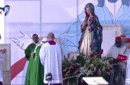 Santa María, Madre de Dios y Madre nuestra confío a tu Inmaculado Corazón, a los jóvenes de todo el mundo que impulsados…