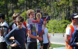Que jamás me olvidé Señor que cuando abrazo la Cruz te estoy abrazando a Vos. Que cuando la acepto te…