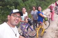 14/01/2019 – Emanuel Barrios es de Goya,la segunda ciudad de la Provincia de Corrientes, es profesor de psicología y trabaja en un colegio…