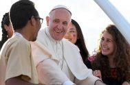 17/01/2019 –El Papa Francisco publicó el año pasado su mensaje para el Domingo de Ramos, día mundial de la Juventud. Fue un paso…