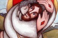 Aquí estoy, Señor, con hambre y sed de vida. Soñando que lo llevo bien, creyendo que sé vivir, consumo febrilmente ligeros placeres,…