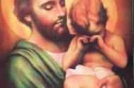 Acuérdate, guardián del Redentor y nuestro amoroso custodio, San José, que nunca se ha escuchado decir que ninguno que haya invocado tu…
