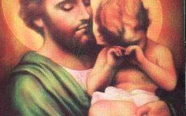 Acuérdate, guardián del Redentor y nuestro amoroso custodio, San José, que nunca se ha escuchado decir que ninguno que…