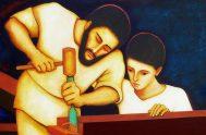 Ponemos a disposición este material para poder realizar una oración en grupo sobre la figura de San José. Puede ser con adoración eucarística…
