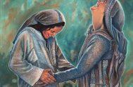 """Algo de la personalidad de María es que siempre sale al encuentro, usando las palabras del Papa Francisco, """"primerea"""". Lo vemos en las…"""