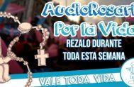 Desde laPastoral de Juventud Laferrere nos invitan a sumarnos a rezar el Rosario por las dos vidas. El mismo fue armado con audios…