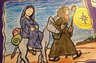 """Danos, Señor, la alegría de descubrir a tu Madre diciendo """"sí"""".  Danos, Señor, la alegría de entrar en el silencio y la…"""