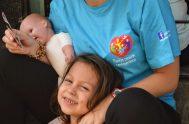 Ludmila de Esperanza (Santa Fe) está misionando desde enero en el Punto Corazón de San Salvador (América Central) y nos cuenta su experiencia:…