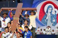 Compartimos las reflexiones del Vía Crucis presidido por el Papa en la JMJ Panamá 2019. Primera estación: Jesús en el huerto de los…