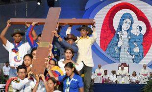 Compartimos las reflexiones del Vía Crucis presidido por el Papa en la JMJ Panamá 2019. Primera estación:…