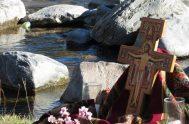 Cuando aparezca una pequeña señal de tristeza; te pido Señor, al menos por este día, que mirando la cruz, la contemple y advierta…