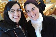 Hace unos días fui, con parte de mi comunidad, a una jornada en la que predicarían dos hermanas de una congregación muy querida.…