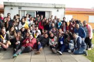 En Concordia, Ivana coordina un grupo de Cristo Joven de 18 a 35 años en su parroquia que forman parte de la Renovación…