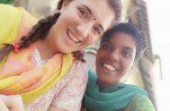 Pía, misionera cordobesa, está de misión en India desde febrero y nos cuenta uno de sus apostolados en un hogar de niños: Este…