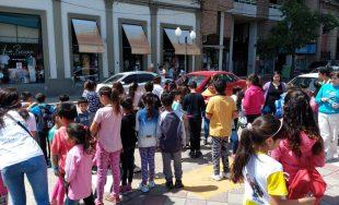 Los niños también son destinatarios del mes misionero extraordinario, y en La Paz (Entre Rios) un grupo…