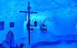 La capilla más austral del mundo está ubicada en una base argentina en la Antártida y lleva el nombre de…