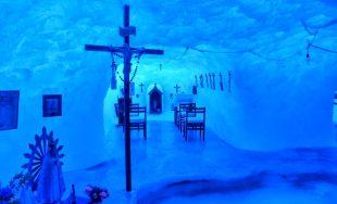 La capilla más austral del mundo está ubicada en una base argentina en la Antártida y lleva…