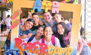 04/02/2020 – Cada año adolescentes y jóvenes de la localidad chaqueña de Presidencia de la Plaza disfrutan…