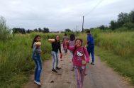 El tiempo de verano sigue siendo escenario de la misión de miles de jóvenes de toda la Argentina. Hoy es el turno del…