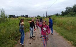 El tiempo de verano sigue siendo escenario de la misión de miles de jóvenes de toda la Argentina. Hoy es…