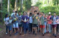 02/03/2020 – Seguimos compartiendo testimonios de jóvenes en experiencias de misión de verano. Rocío de Córdoba nos cuentan sobre su misión enGuaraypo (provincia…