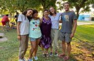 Durante los primeros días del mes de febrero de 2020, misioneros de la Capilla del Colegio Marín visitaron los pueblos de Villa Gral.…