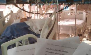 15/04/2020 – El coronavirus trajo muchas dificultades, pero una silenciosa es la soledad que tantos pacientes sufren…