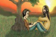 Aquí estoy Señor, entre el frío y el mate, creyéndome solo, y vos estás conmigo. Escuchas lo que tengo para decirte, mis preocupaciones,…