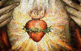 Estos últimos años me ha dado mucha devoción el Sagrado Corazón de Jesús. Más bien porque me evoca recuerdos entrañables…