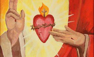 """""""Sagrado Corazón de Jesús En vos confío"""" ¿Qué tiene el corazón de Jesús? ¿Por qué nos atrae?…"""