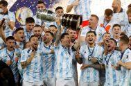 En todo Dios nos habla. Fue un gran fin de semana para los argentinos que amamos el futbol. Bueno, a decir verdad yo……